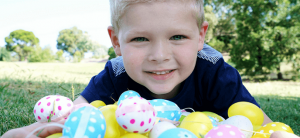 Easter egg hunt is on again this Saturday at the Australian Botanic Garden at Mt Annan.