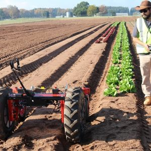 Digital farmhand: robot could be game changer on the land
