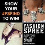 Get creative after shopping at Fashion Spree to win.