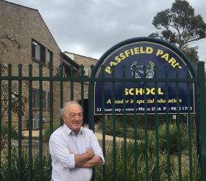 Dr Mike Freelander has invited Premier Gladys Berejiklian to come out to see for herself the condition Passfield Park School is in.