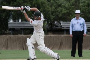 The Ghosts batted much better on Saturday against Bankstown.