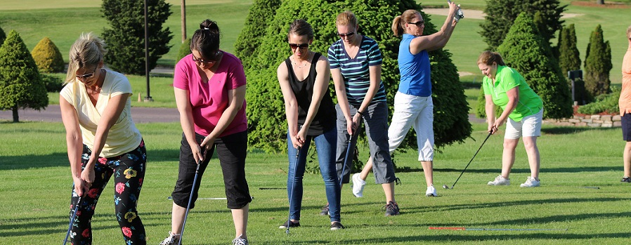 Lakeside is offering a course for business ladies, beginners or a refresher.
