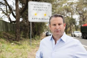 MP Greg Warren is calling for an extension of time for public submissions on Appin Road improvements.