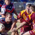 Camden Rams defeated Thirlmere Roosters 32-12
