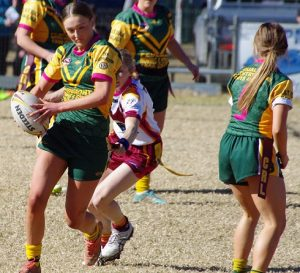 Thirlmere defeated Mittagong 68-0 in the Ladies League Tag