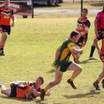 The Oaks Tigers recorded a 30-26 win over Mittagong on Sunday afternoon.