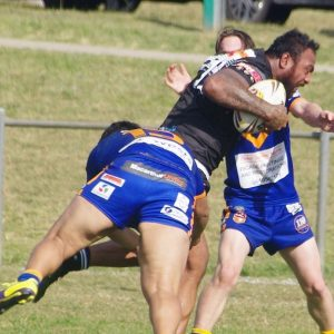 Proud Kangaroos put in big effort on special day