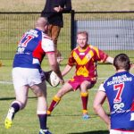 Thirlmere Roosters hung on to win a 29-26 thriller against Camden