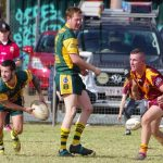 Last year's grand finalists, Thirlmere Roosters
