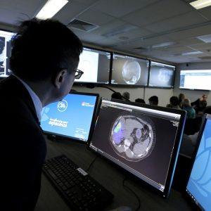 Telehealth facilities in our hospitals mean better patient care