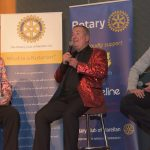 Narellan Rotary Club's Friends of Rotary charity ball raised $180,000 for medical research.