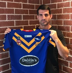 Isaac De Gois has taken over the coaching reins from Liam Fulton at 2017 Group Six premiers Campbelltown City Kangaroos.