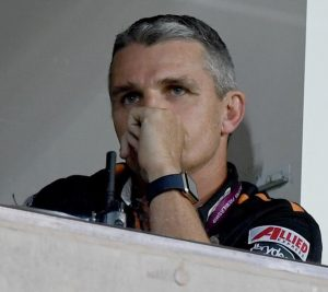 Ivan Cleary has looked concerned with his team's performance over the past two weeks.