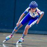 Harrington Park champion Jaide Gayle-Weiling