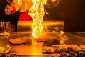 Teppanyaki is now in the Macarthur region thanks to a new restaurant called Sasuki.