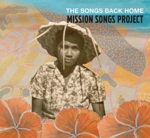 The Mission Songs Project album cover