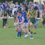 Narellan Jets and Mittagong Lions shared the points after a 16-16 draw on Sunday before a healthy crowd.