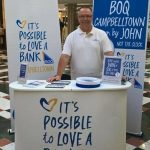 John Horosko, the owner operator of BOQ Campbelltown