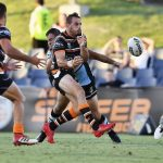 Josh Reynolds will make his NRL debut in Wests Tigers colours from the bench
