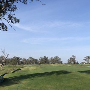 Up for the challenge? Greg Norman designed holes open at Lakeside