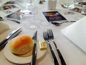 Tabcorp Menangle provided a veritable feast for chamber members last night