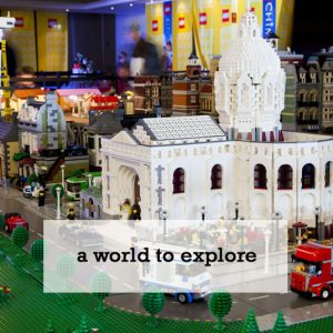 Amazing Lego show you can't miss – and it's free!