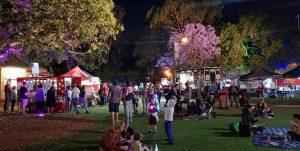Macarthur Night Markets at Mawson Park