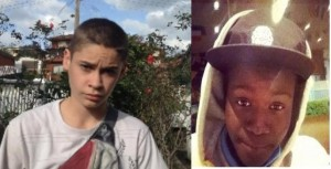 Have you seen these two young missing boys?