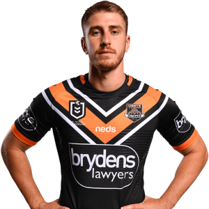 Coach looking ahead to next year: 19 year old rookie named for Wests Tigers