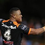 Rising Wests Tigers centre Moses Suli has been selected to make his international debut for Tonga.