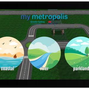 My Metropolis app chance to shape city of the future