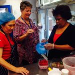 St Vincent de Paul Society volunteers in the Nagle Centre