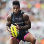 Kevin Naiqama: today signed with the Tigers for two extra years.