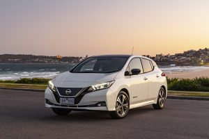 Nissan says LEAF is the world's most popular electric vehicle with 360,000 global sales so far.