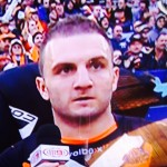 Tigers skipper Robbie Farah.