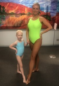 Camden mother and daughter Joanne and Phoenix Porter will be vying for honours at this year's national championship finals of the Australian Physie and Dance Association in early December.