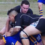 Picton Magpies overcame a brave Campbelltown City Kangaroos on Friday night in the only Group 6 match of the long weekend.