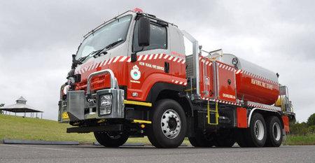 South west voice new trucks boost local bushfire fighters bushfire publicscrutiny Images
