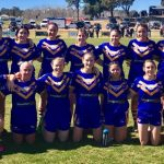 Campbelltown City Kangaroos Ladies League Tag team