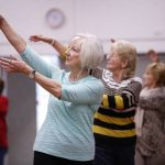 Staying healthy is key for senior citizens.