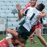 Eagles outfit handed St Marys its first Sydney Shield defeat of the season.