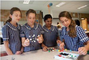 STEM Challenge at ST Patrick's College on October 20