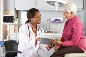 health professionals to share patient data online to achieve better outcomes.