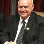 Campbelltown councillor Ted Rowell.