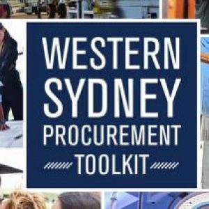 Online toolkit for local small businesses aiming up