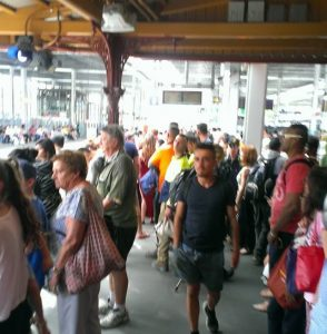 Why would anybody want to travel on Sydney trains?
