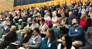 VET forum was attended by almost 200 representatives of stakeholder organisations.