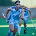 Jared Flanagan, a Wests Hockey Club junior, has taken out the Wests Group Macarthur Senior Sports Award for July.