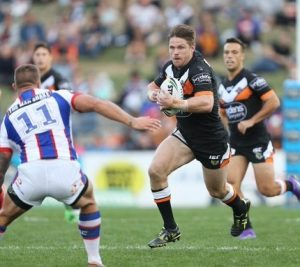 ACL injuries are more likely to occur during high risk sports such as rugby league.