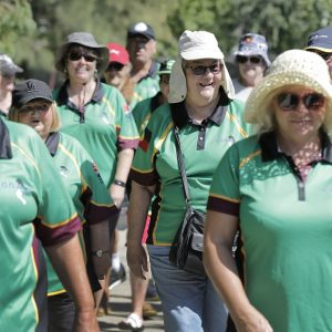 Yanma: going walkabout to explore local bushland